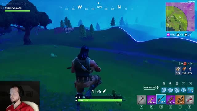 Watch and share Luuu90 Playing Fortnite - Twitch Clips GIFs on Gfycat