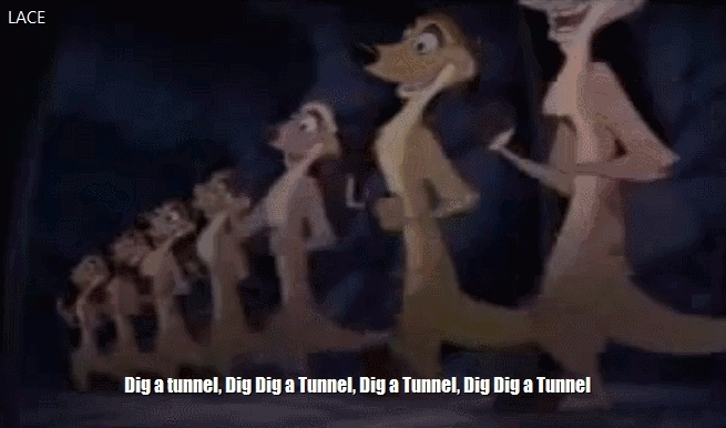 twitchplayspokemon, Dig a tunnel (reddit) GIFs