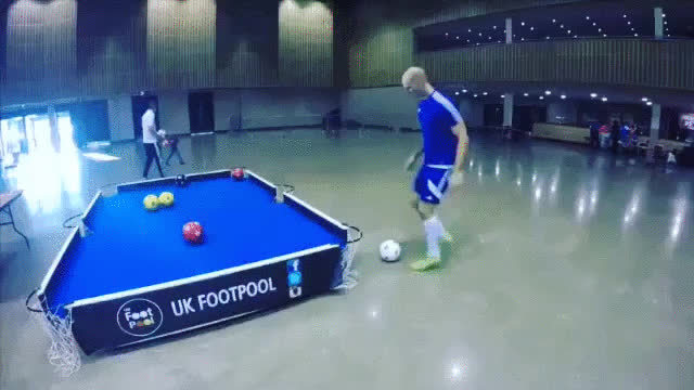 soccergifs, Footpool (Soccer In Pool Table) GIFs
