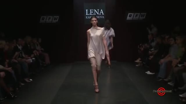 Watch and share Lena Karnauhova GIFs and Ss10 GIFs by fashion show on Gfycat