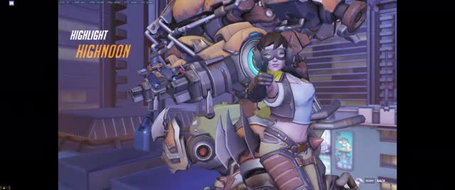 Watch and share Overwatch GIFs and Dva GIFs by robotempire on Gfycat