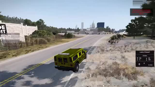 ARMA 3: Life Mod — The Cop's New K9 Unit! GIF | Find, Make & Share
