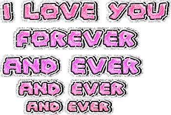 Watch and share Love You Forever And Ever And Ever animated stickers on Gfycat