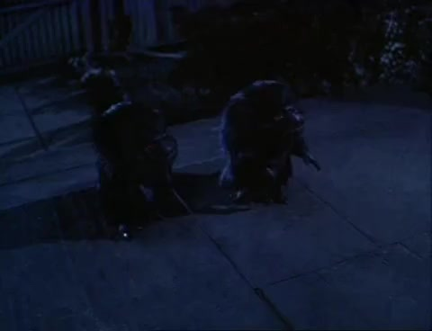 Watch and share They Have Weapons (Critter - 1986) GIFs on Gfycat