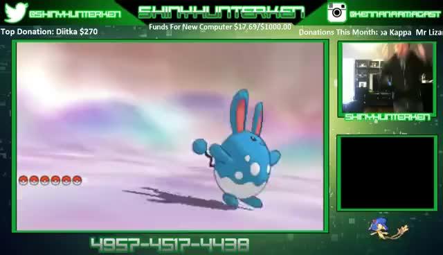 Watch and share Shiny Pokemon GIFs and Azelf GIFs on Gfycat
