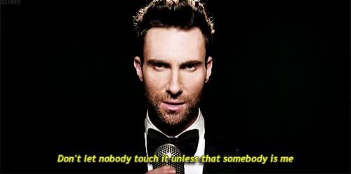 Watch and share Adam Levine GIFs and Maroon 5 GIFs on Gfycat
