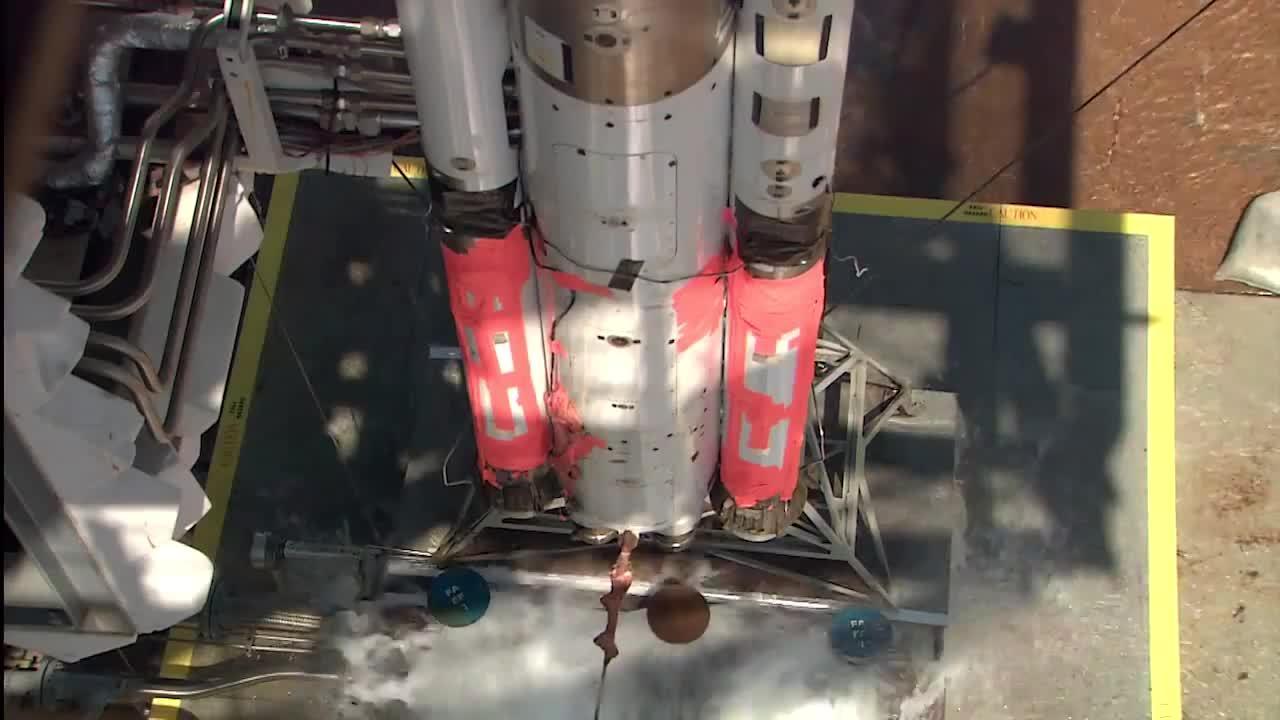 SpaceGfys, spacegfys, SLS Acoustic Testing GIFs