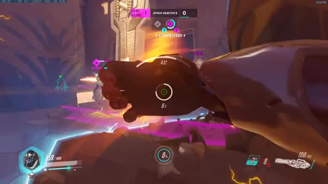 Watch and share Overwatch GIFs by cyrodiilbunz on Gfycat