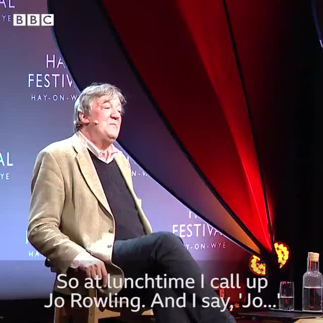 Watch and share Harry Potter GIFs and Stephen Fry GIFs by vihaanreddy.attikus on Gfycat