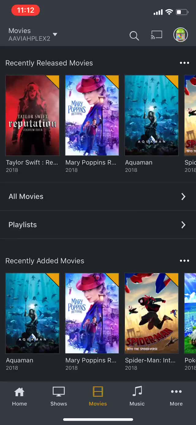 Watch plex ios setting GIF by @aaviah on Gfycat. Discover more related GIFs on Gfycat