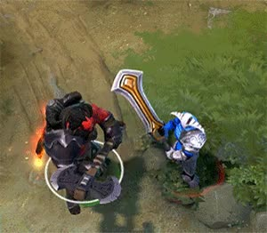 Watch and share Mantle Of The Cinder Baron Battle Hunger Effect.gif GIFs on Gfycat