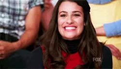 Watch and share Glee Girl Agrees GIFs by Reactions on Gfycat