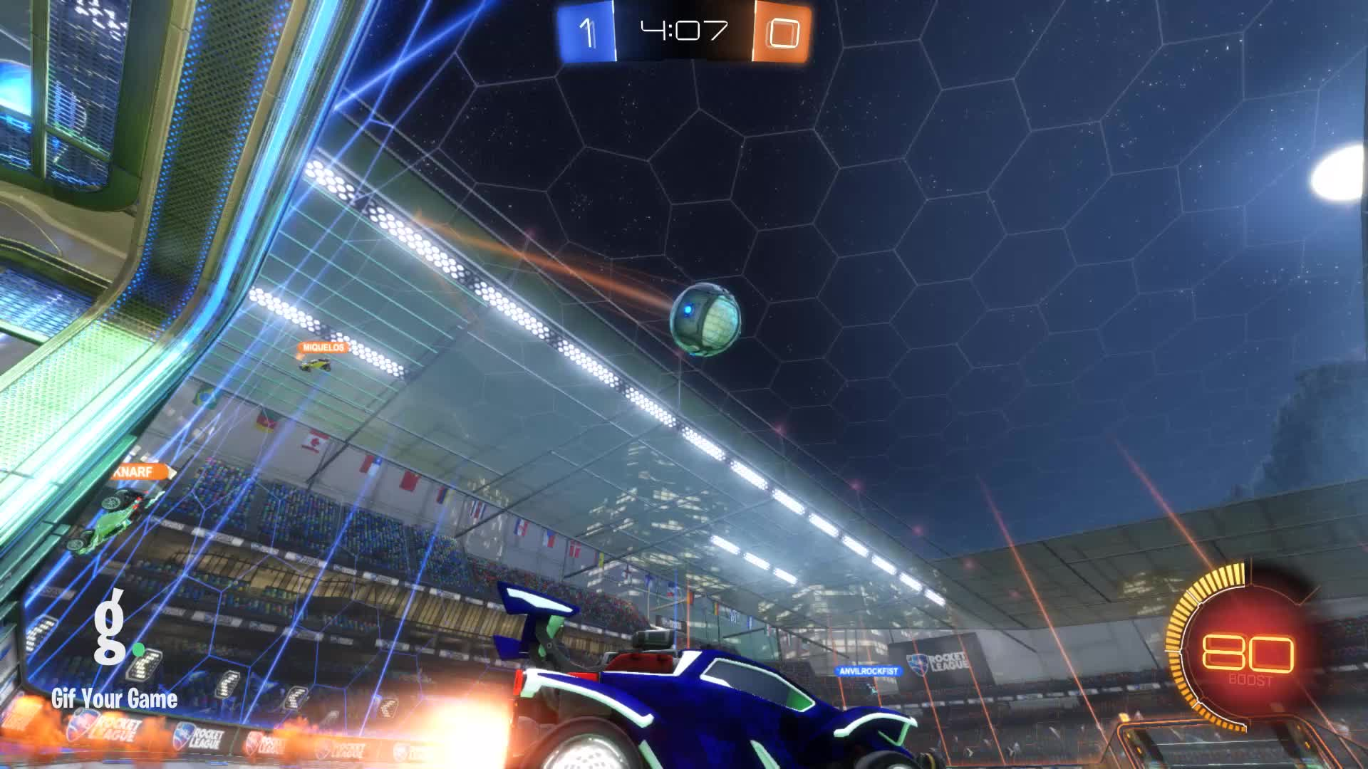 Gif Your Game, GifYourGame, Goal, Horizon, Rocket League, RocketLeague, Goal 2: Horizon GIFs