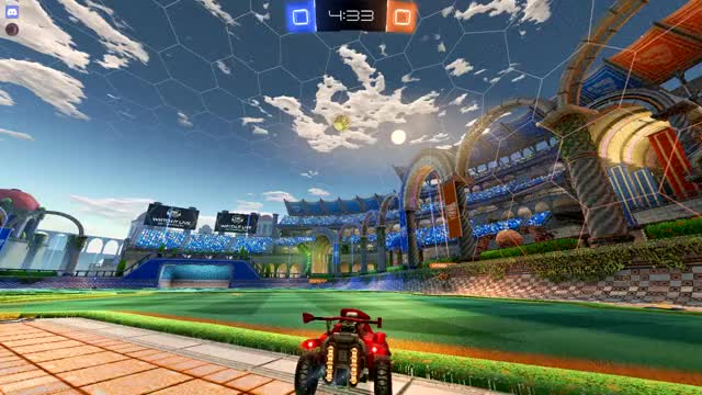 Watch and share Psyonix Crazy Goal GIFs by nacho_morfeo on Gfycat
