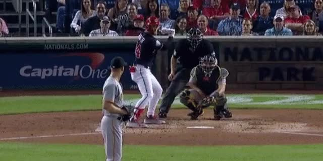 Watch and share Harper Hr GIFs by DK Pittsburgh Sports on Gfycat