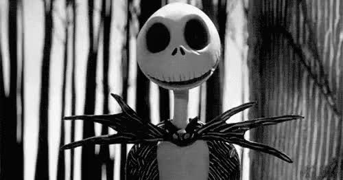 Watch and share Jack Skellington GIFs on Gfycat