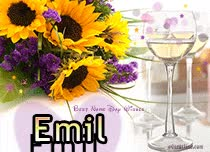 Watch and share Free ECards Name Day - Men - E-Card For Emil, GIFs on Gfycat