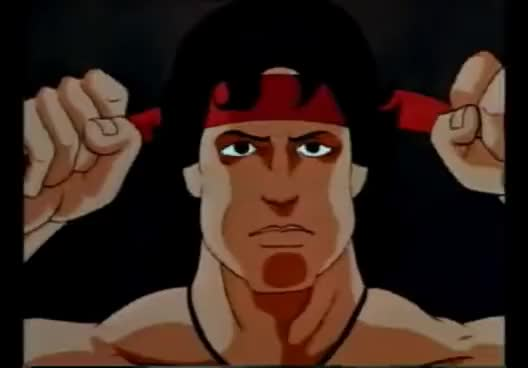 Watch and share Rambo GIFs on Gfycat
