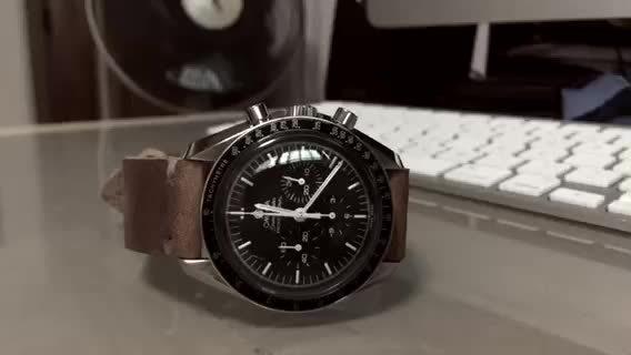 watches, [Omega] Speedmaster timelapse (reddit) GIFs