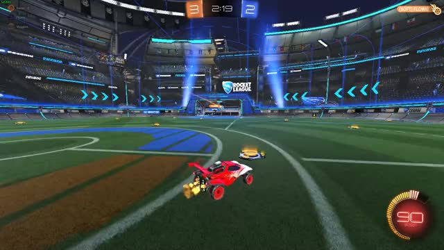 Watch PHAT Dunk GIF by @mugginsmaloy on Gfycat. Discover more RocketLeague GIFs on Gfycat