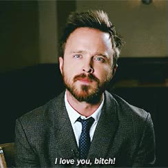 Watch and share Aaron Paul GIFs on Gfycat