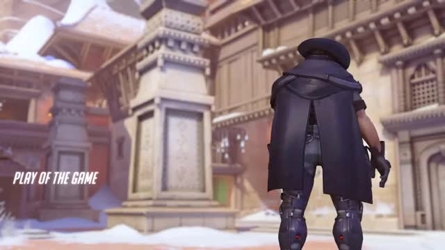 Watch and share Overwatch GIFs and Potg GIFs by ♥~Ashii~♥ on Gfycat