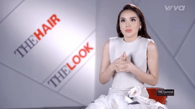 Phạm Hương, Minh Tú, Kỳ Duyên đồng loạt bắn tiếng Anh trong tập 3 The Look