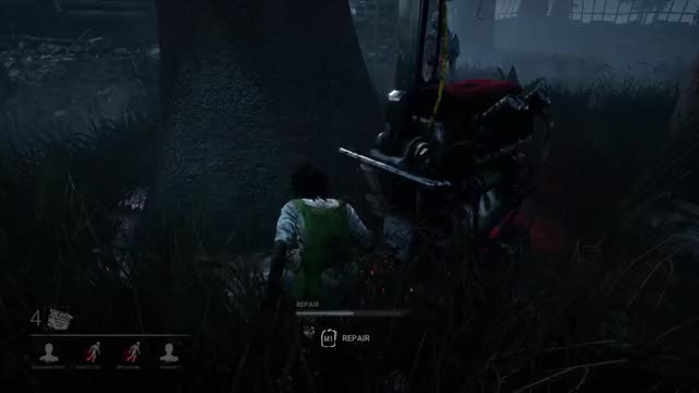 Watch and share Dead By Daylight 2020-04-01 18-36-32 GIFs by m4s73r on Gfycat