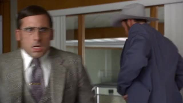 Watch and share Steve Carell GIFs and Anchorman GIFs by Richard Rowland on Gfycat