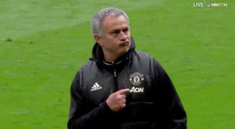 mourinhogifs, Mourinho - Mind the badge GIFs