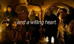 Watch and share The Hobbit GIFs and Dwarves GIFs on Gfycat