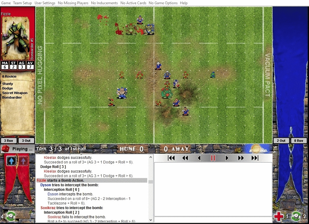 bloodbowl, Hero Ogre GIFs