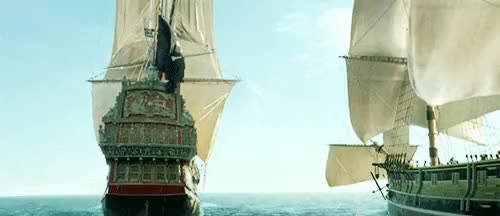 Watch and share Black Sails Starz GIFs and Pirate Ship GIFs on Gfycat