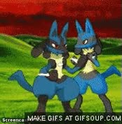 Watch and share Lucario Vore GIFs on Gfycat