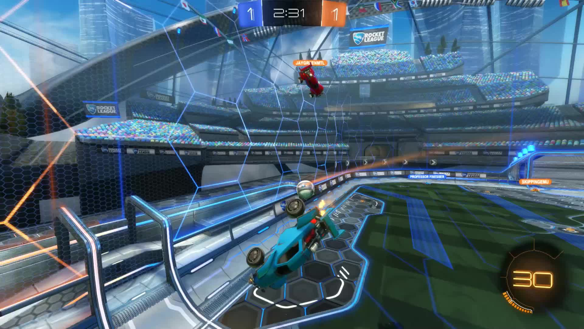 Gif Your Game, GifYourGame, Goal, Nyhx, Rocket League, RocketLeague, Goal 3: Nyhx GIFs