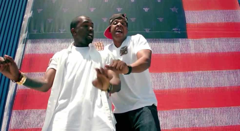 Game, anniversary, game, gif brewery, jay z, kanye, shawn carter, throne, watch, watch the throne, west, Jay Z + Kanye West Watch the Throne GIFs