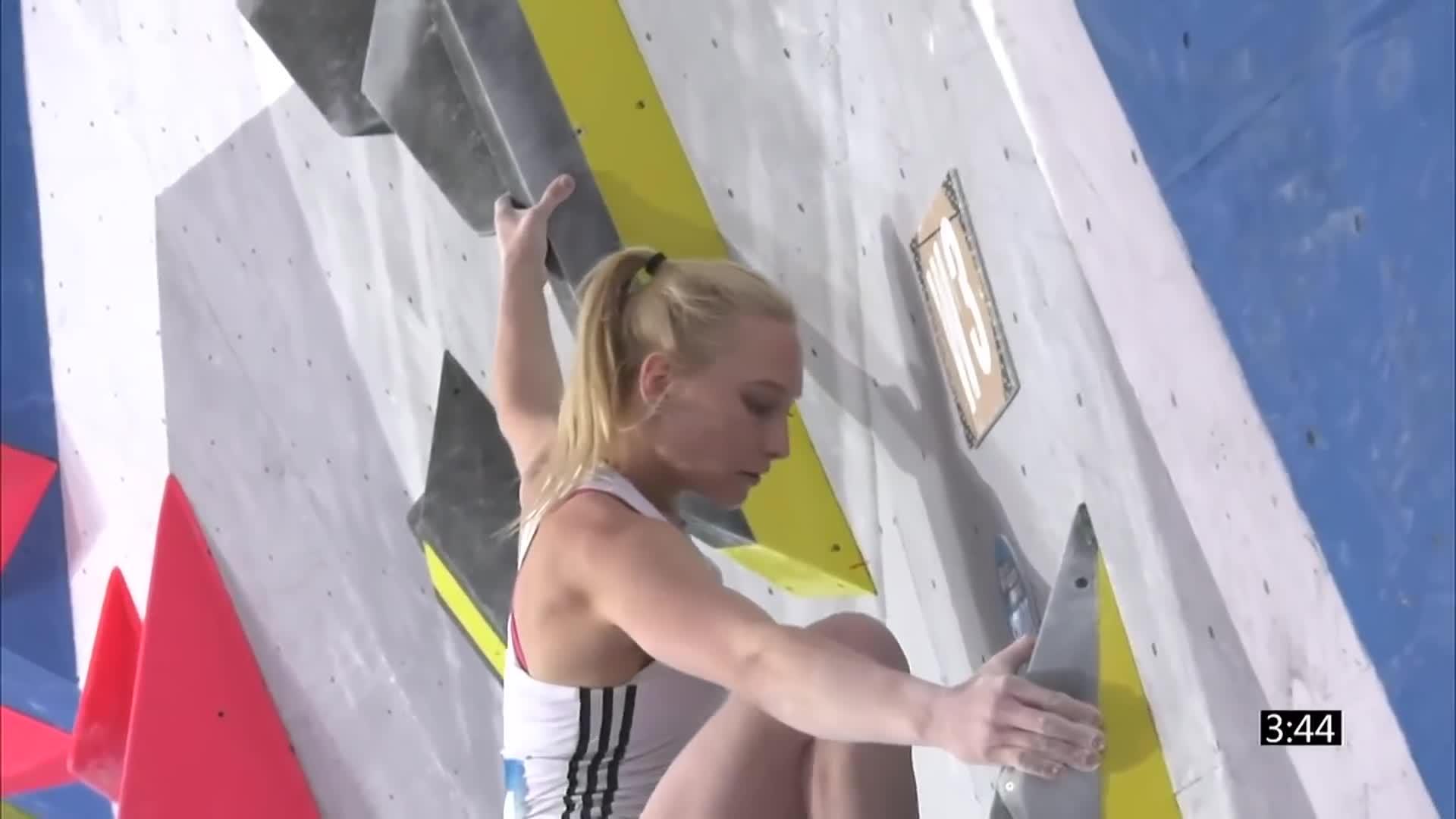 #IFSCwc, 2019, Climbing, Finals, IFSC, Sport, boulder, men, women, world cup, IFSC Climbing World Cup Wujiang 2019 - Bouldering Finals GIFs
