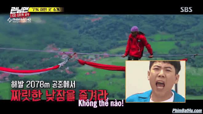 Running Man lại tiết lộ những địa điểm hình phạt kinh hoàng khiến các thành viên khóc thét