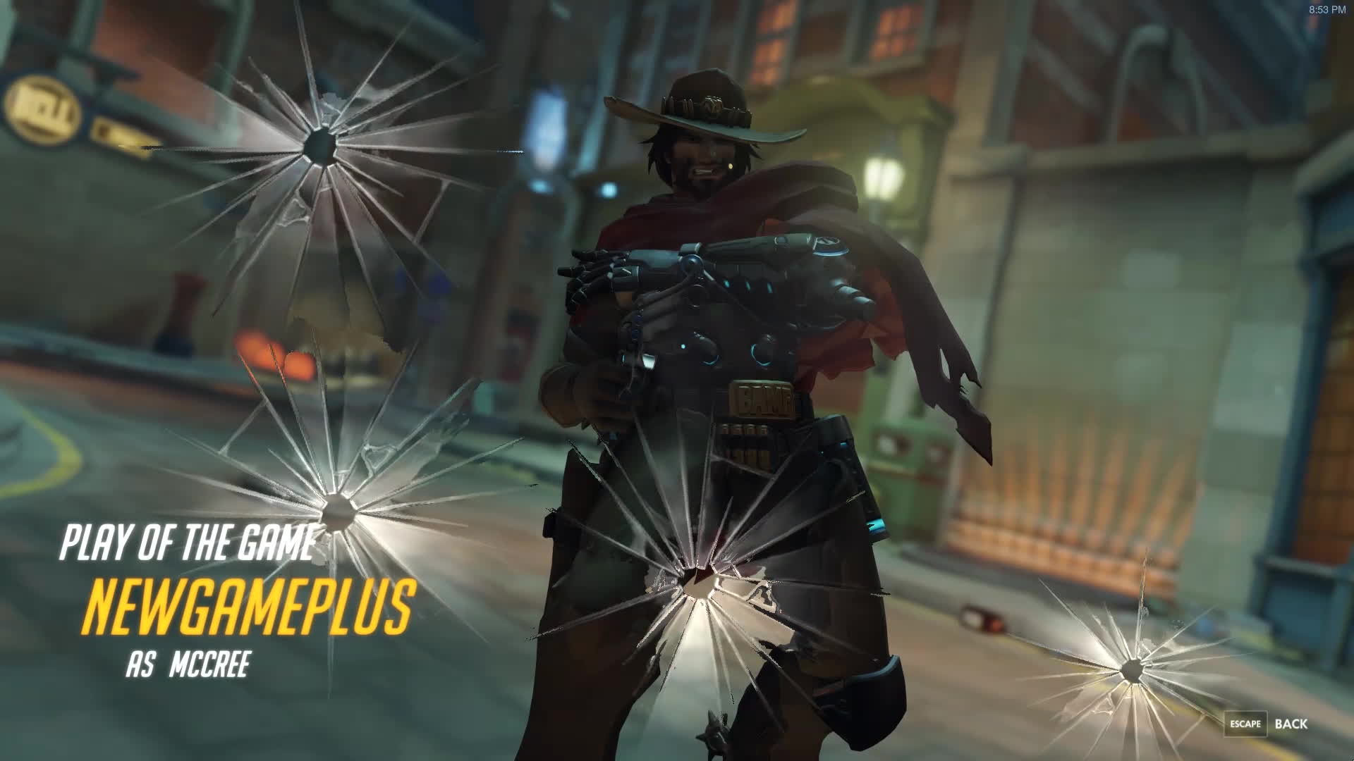 Overwatch, mccree potg, overwatch, The Highest of Noons GIFs