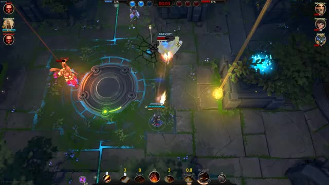 Watch and share Battlerite GIFs by omniwatch on Gfycat