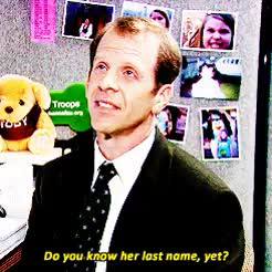 Watch and share Paul Lieberstein GIFs and Toby Flenderson GIFs on Gfycat