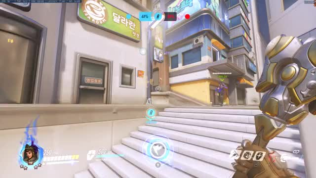 Watch Overwatch Tracer GIF on Gfycat. Discover more related GIFs on Gfycat