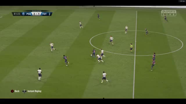 Watch FIFA 19 2018.09.20 - 04.26.02.03 GIF by 넘버나인 (@numbernine) on Gfycat. Discover more Paris Saint-Germain, soccer GIFs on Gfycat