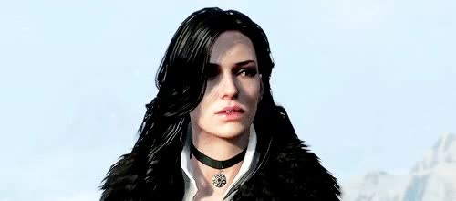 Watch Yennefer GIF on Gfycat. Discover more related GIFs on Gfycat