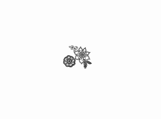 Watch and share Zentangle GIFs and Procreate GIFs on Gfycat