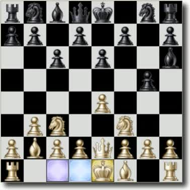 Watch and share King Chess Piece Scenario - Queen-side Castling GIFs on Gfycat