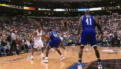 Watch and share Philadelphia 76ers GIFs and Allen Iverson GIFs on Gfycat
