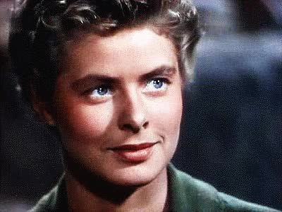 Watch and share Ingrid Bergman GIFs on Gfycat