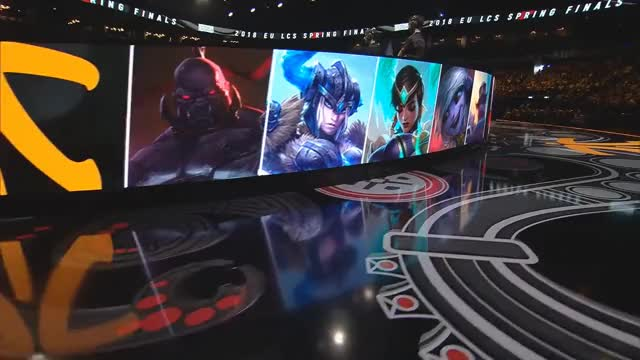 Watch FNC vs. G2 | Final Game 1 | EU LCS Spring Split | G2 Esports vs. Fnatic (2018) GIF on Gfycat. Discover more 1080p, 2018, Europe, Game, LCS, Match, esports, eu, hd, hq, lol, na, play, pro, split, spring, summer, vod, vods GIFs on Gfycat