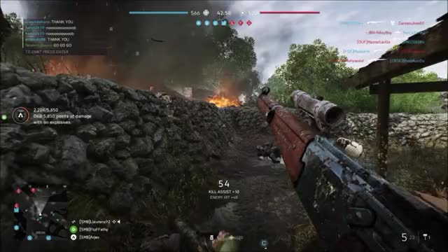 Watch and share Battlefield One GIFs by arjex on Gfycat